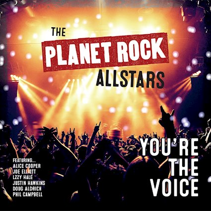 ThePlanetRockAllStarsCharity-single