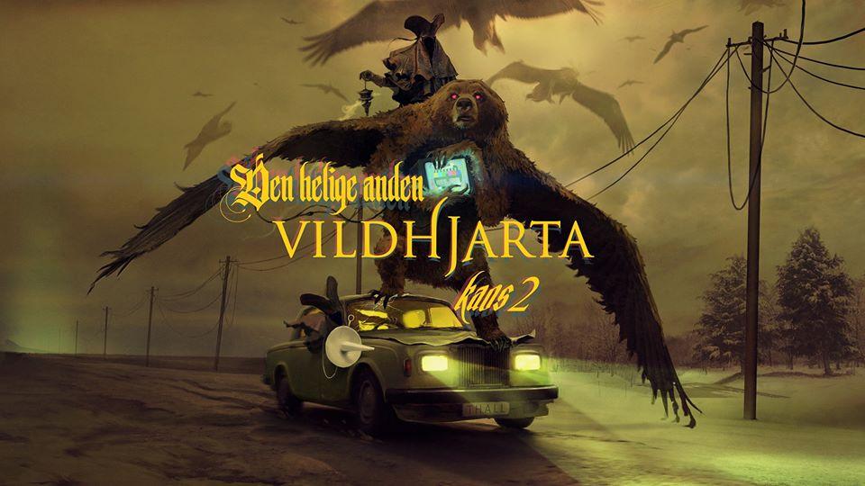 VILDHJARTA-cover