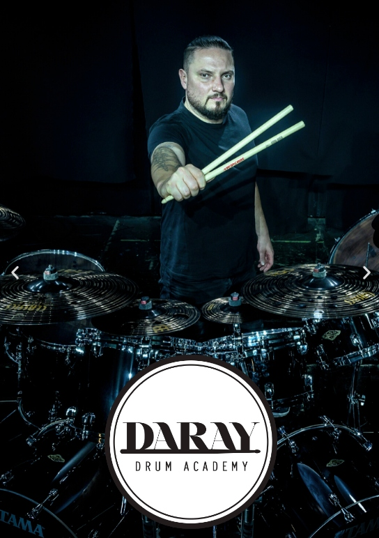 DARAY-drum-academy