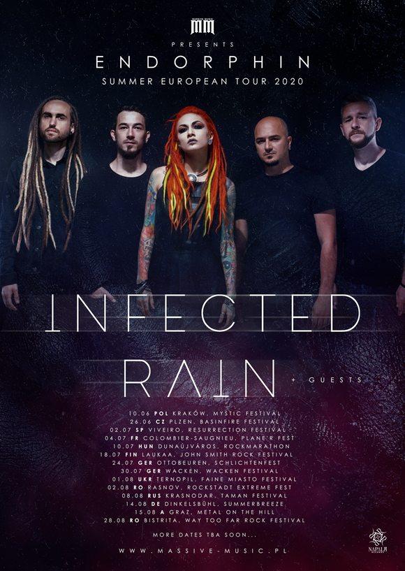 INFECTED-RAIN-tour-flyer