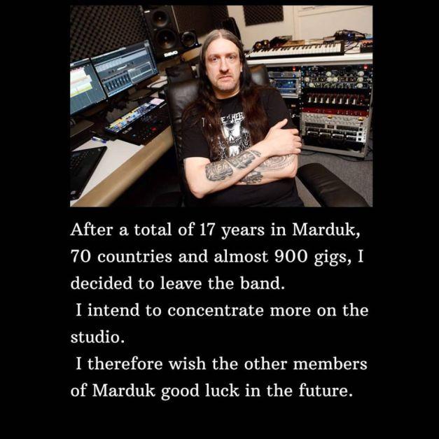 Marduk-bassist
