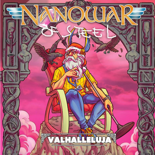 NANOWAR-OF-STEEL-single-cover