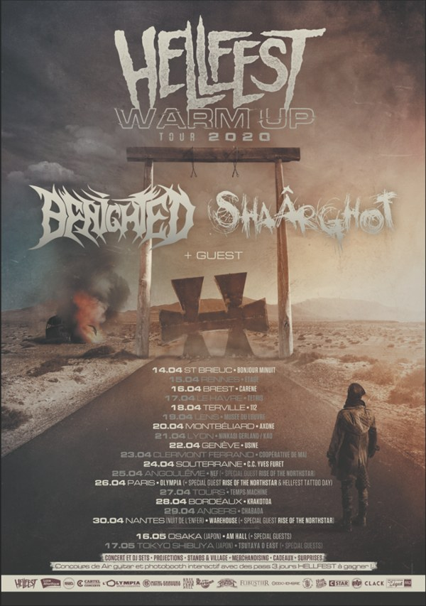 BENIGHTED-tour