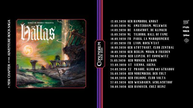 HALLAS-tour