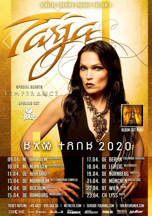 TARJA-tour
