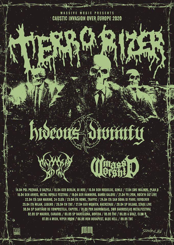 terrorizer-hideous-divinity-mass-worship-flyer