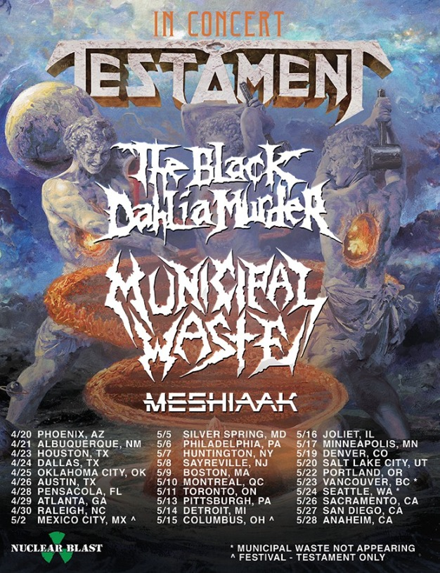 Testament-NA-tour