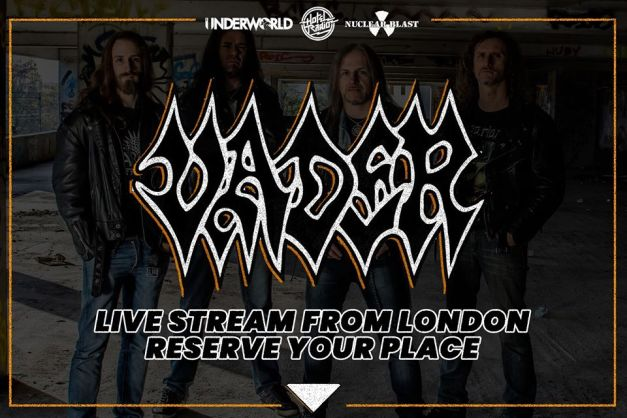 VADER-live-stream-london-show