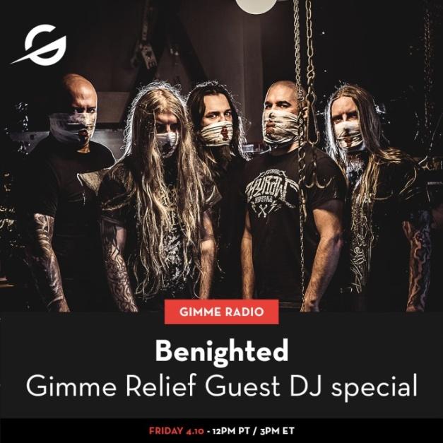 BENIGHTED-GIMME-RADIO