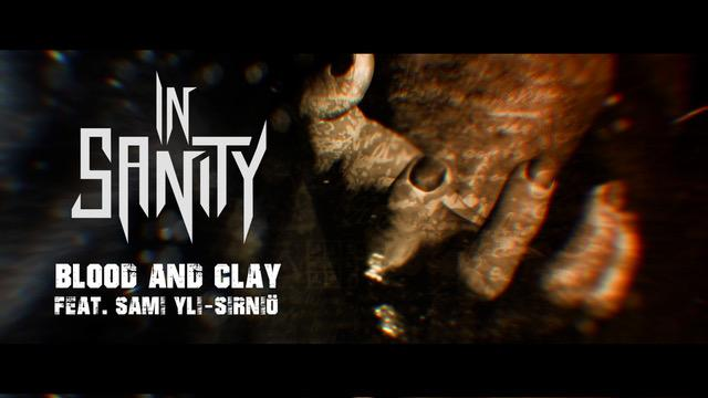 IN-SANITY-blood-and-clay-feat-sami-ylisirnio