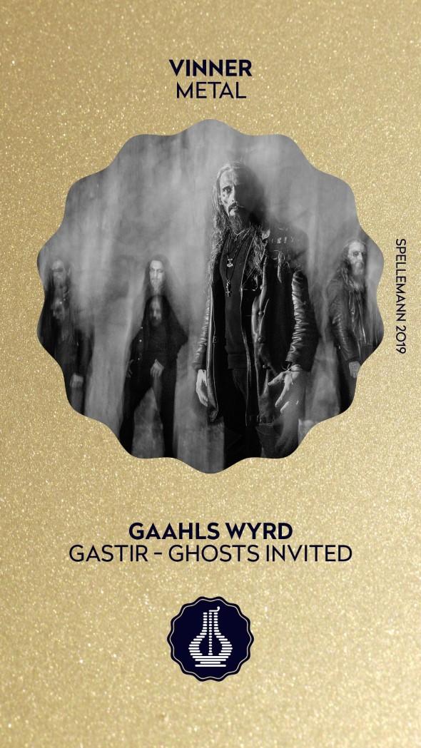GaahlsWYRD-award