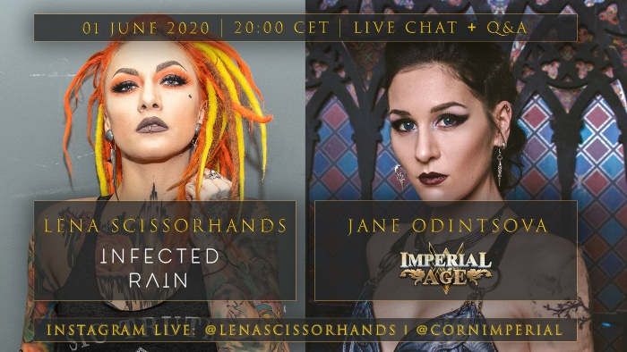 INFECTED-RAIN-IMPERIAL-AGE-livechat