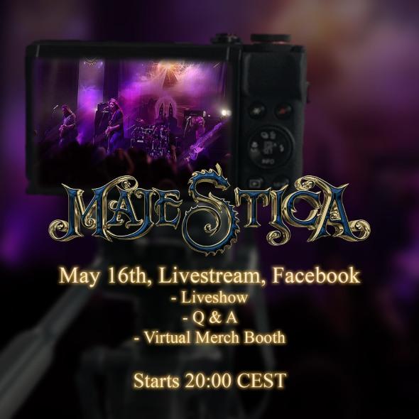 MAJESTICA-livestream