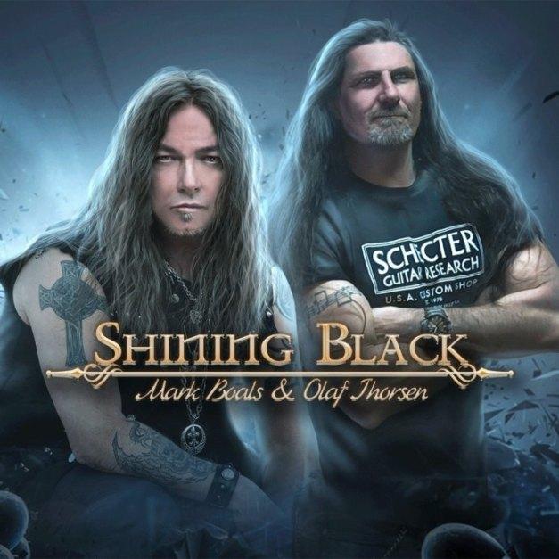 SHINING-BLACK