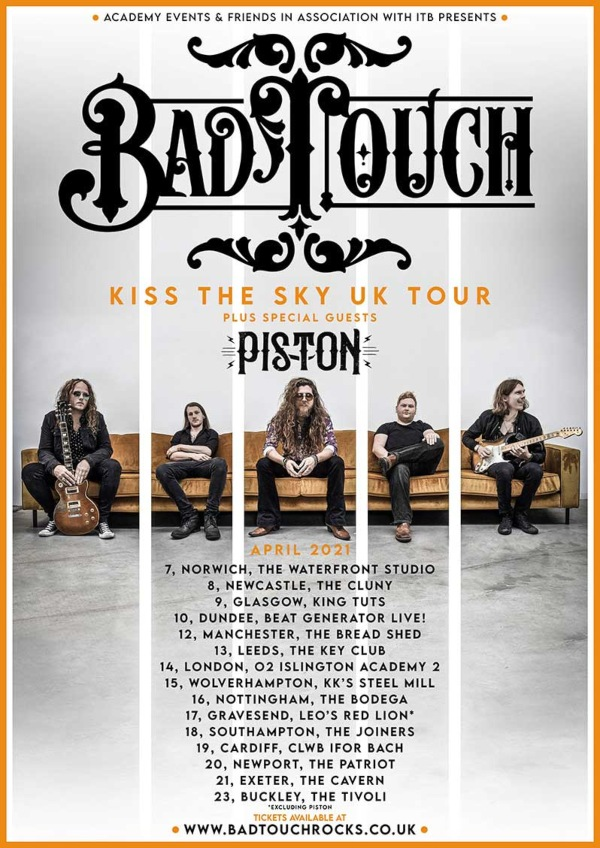 Bad-Touch-2021-Tour-Poster
