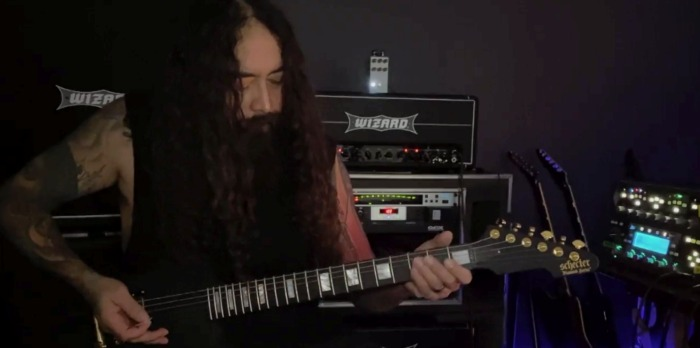 MINISTRY-guitar-playthrough