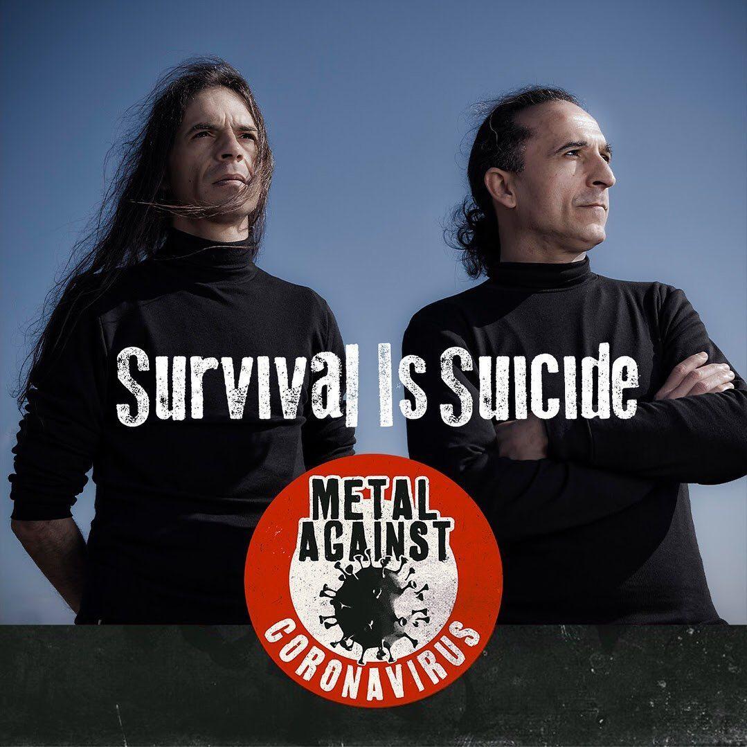 SURVIVAL-IS-SUICIDE-MetalAgainstCoronavirus