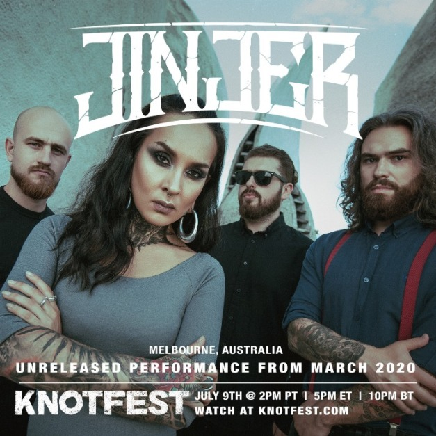JINJER-live-streaming