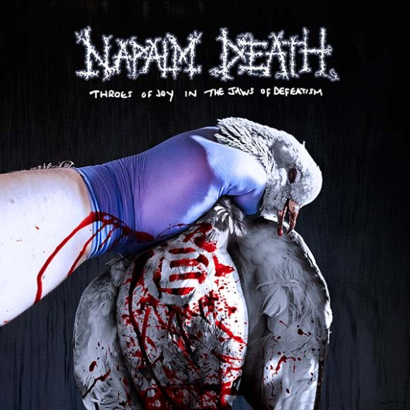 """NAPALM DEATH Launch First Single And Lyric Video """"Backlash Just ..."""